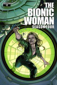 [Bionic Woman: Season Four #2 (Product Image)]