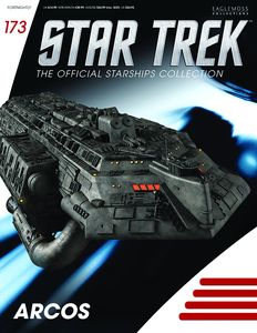 [Star Trek Starships #173: Arcos (Product Image)]