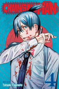 [Chainsaw Man: Volume 4 (Product Image)]