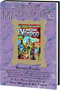 [Marvel Masterworks: Brother Voodoo: Volume 1 (DM Variant Edition 305 Hardcover) (Product Image)]