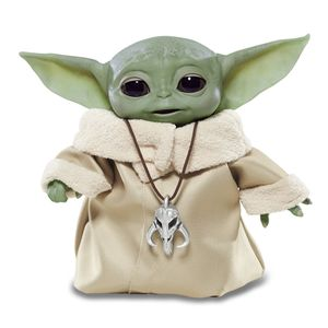 [Star Wars: The Mandalorian: Animatronic Figure: The Child (Baby Yoda) (Product Image)]