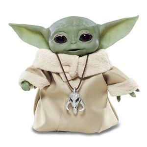 [Star Wars: The Mandalorian: Animatronic Figure: The Child (Baby Yoda) (Product Image)]