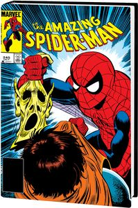 [Spider-Man By Stern: Omnibus (Hobgoblin Unmasked DM Variant Hardcover) (Product Image)]