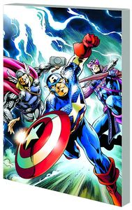 [Marvel Adventures: Avengers: Thor & Captain America (Digest) (Product Image)]