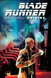 [Blade Runner: Origins #5 (Cover A Strips) (Product Image)]
