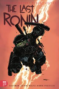 [Teenage Mutant Ninja Turtles: The Last Ronin #1 (Eastman Variant) (Product Image)]