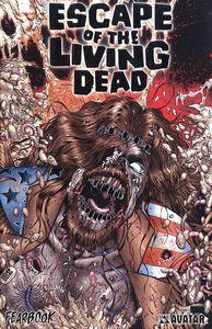 [Escape Of The Living Dead: Fearbook #1 (Platinum Foil Variant) (Product Image)]