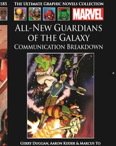 [Marvel Graphic Novel Collection: Volunme 225: All-New GOTG Communication Breakdown (Product Image)]