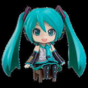 [Character Vocal Series 1: Nendoroid Figure: Swacchao: Hatsune Miku (Product Image)]