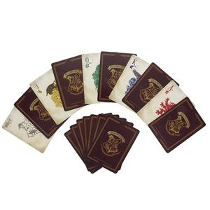 [Harry Potter: Hogwarts Playing Cards (Version 2) (Product Image)]
