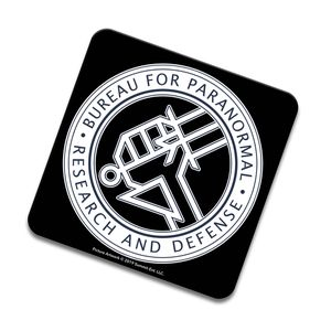 [Hellboy: Coaster: B.P.R.D. Logo (Product Image)]