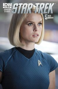 [Star Trek #41 (Subscription Variant) (Product Image)]