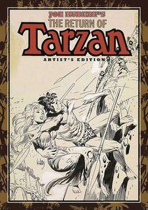 [Joe Kubert's Return Of Tarzan (Hardcover Artist Edition) (Product Image)]