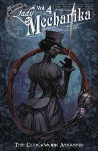 [Lady Mechanika: Volume 4: Clockwork Assassin (Product Image)]