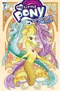 [My Little Pony: Legends Of Magic #7 (Cover A Fleecs) (Product Image)]