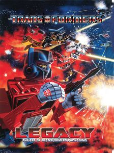 [Transformers: Legacy: Art Of Transformers Packaging (Product Image)]
