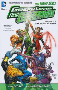 [Green Lantern: New Guardians: Volume 1: Ring Bearer (Product Image)]