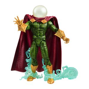 [Spider-Man: Marvel Legends Action Figure: Mysterio (Vintage Variant) (Product Image)]
