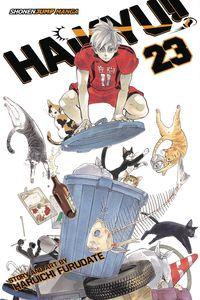 [Haikyu: Volume 23 (Product Image)]