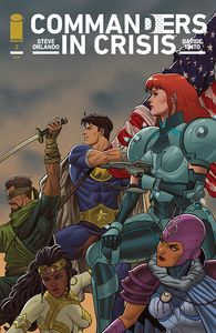 [Commanders In Crisis #2 (Cover E Quinones Variant) (Product Image)]