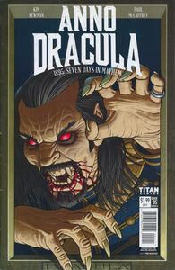 [Anno Dracula #5 (Cover A Mccaffrey) (Product Image)]