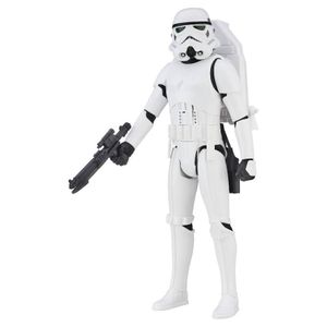 [Rogue One: A Star Wars Story: InteracTech Action Figure: Imperial Stormtrooper (Product Image)]