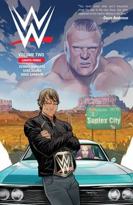 [WWE: Ongoing: Volume 2 (Product Image)]