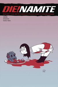[Die!Namite #3 (Cover H Dr. Seuss Homage) (Product Image)]