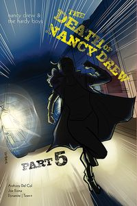 [Nancy Drew & Hardy Boys: Death Of Nancy Drew #5 (Cover A Eisma) (Product Image)]