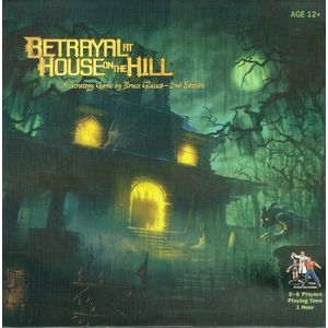 [Betrayal At House On The Hill (Product Image)]