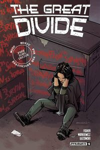 [Great Divide #6 (Cover A Markiewicz) (Product Image)]
