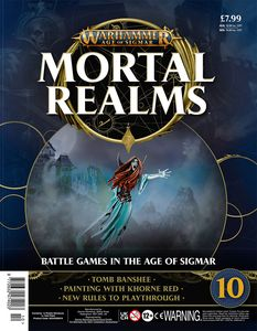 [Warhammer: Age Of Sigmar: Mortal Realms #10 (Product Image)]