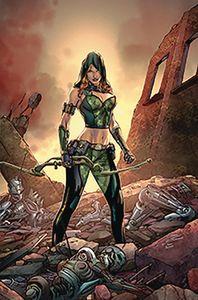 [Robyn Hood: Vigilante #2 (Cover A Vitorino) (Product Image)]