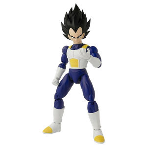 [Dragon Ball: Dragon Stars Action Figure: Vegeta (Version 2) (Product Image)]