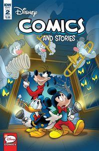 [Disney Comics & Stories #2 (Cover A Campinoti) (Product Image)]