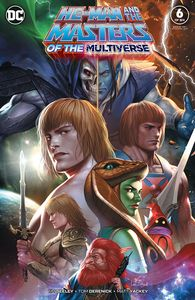 [He Man & The Masters Of The Multiverse #6 (Product Image)]