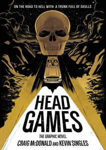 [Head Games: The Graphic Novel (Product Image)]