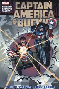 [Captain America & Bucky: The Life Story Of Bucky Barnes (Premiere Edition Hardcover) (Product Image)]