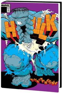 [Incredible Hulk: By Peter David: Omnibus: Volume 1 (DM Variant Hardcover) (Product Image)]