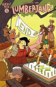 [Lumberjanes #74 (Cover A Leyh) (Product Image)]