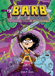 [Barb: The Last Berzerker (Hardcover) (Product Image)]