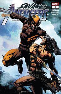 [Savage Avengers #2 (Product Image)]