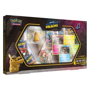 [Pokémon: Trading Card Game: Figure Collection Deck: Detective Pikachu On The Case (Product Image)]