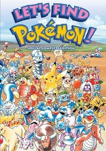 [Let's Find Pokemon! (Hardcover) (Product Image)]