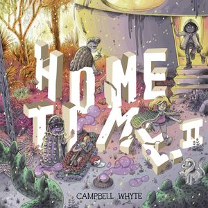 [Home Time: Volume 2: Beyond The Weaving (Hardcover) (Product Image)]