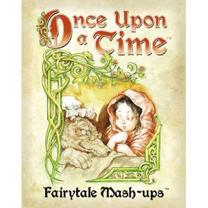 [Once Upon A Time: FairyTale Mash-Ups (Product Image)]