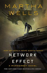 [Network Effect: A Murderbot Novel (Hardcover) (Product Image)]