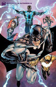 [Batman & The Outsiders #14 (Shane Davis Variant Edition) (Product Image)]
