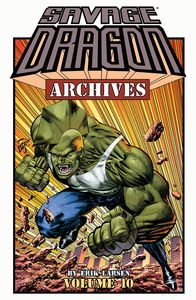 [Savage Dragon Archives: Volume 10 (Product Image)]