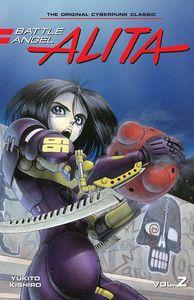 [Battle Angel Alita: Volume 2 (Product Image)]